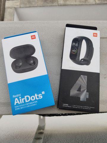 "Incomparável // Redmi Air Dots ""S"" // Lacrado // Garantia e entrega"