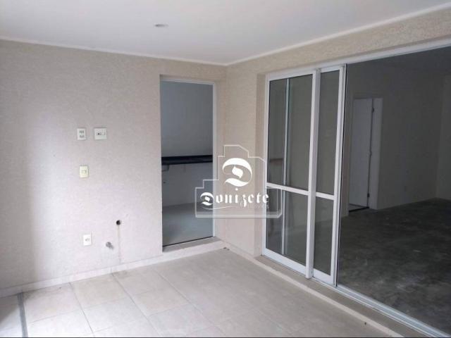 Apartamento à venda, 126 m² por R$ 997.000,00 - Jardim Bela Vista - Santo André/SP - Foto 3