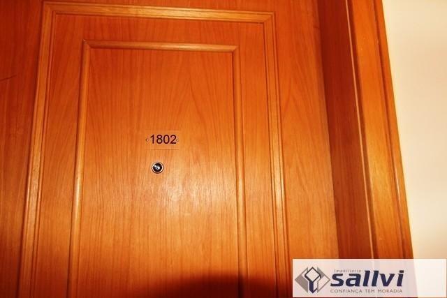 Apartamento para alugar com 1 dormitórios em Centro, Curitiba cod:03009.001 - Foto 17