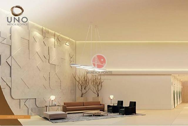 Sala à venda, 72 m² por R$ 1.030.000,00 - Dionisio Torres - Fortaleza/CE - Foto 3