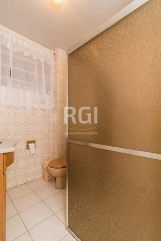 Apartamento à venda com 2 dormitórios em São sebastião, Porto alegre cod:EL50877235 - Foto 5