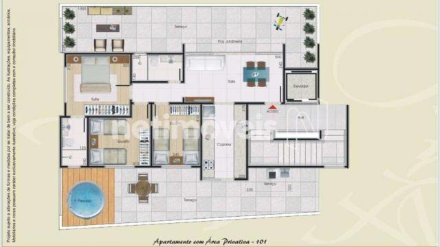 Loja comercial à venda com 3 dormitórios em Itapoã, Belo horizonte cod:801882 - Foto 2