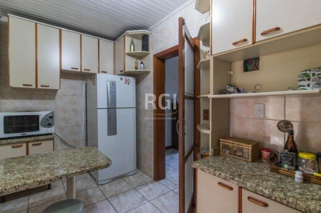 Apartamento à venda com 3 dormitórios em São sebastião, Porto alegre cod:EL56355674 - Foto 3
