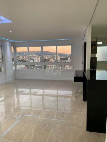 Apartamento à venda com 3 dormitórios em São sebastião, Porto alegre cod:EL56356053 - Foto 3