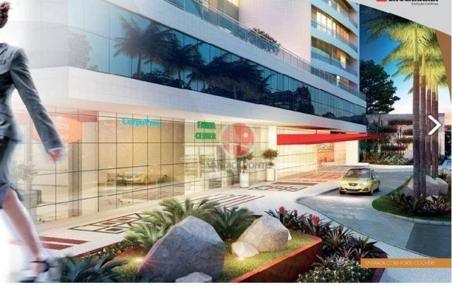 Sala à venda, 72 m² por R$ 1.030.000,00 - Dionisio Torres - Fortaleza/CE - Foto 2