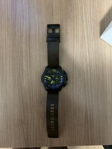 Vendo Relógio Masculino Diesel Ironside Cronografo Analógico - Foto 2