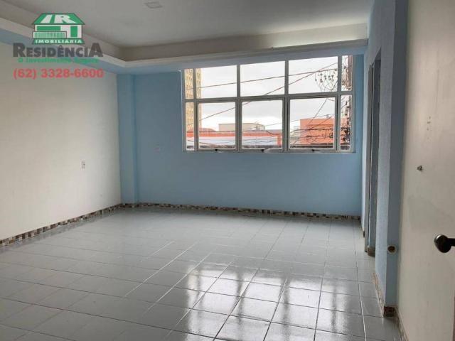 Sala para alugar, 350 m² por R$ 4.700/mês - Setor Central - Anápolis/GO