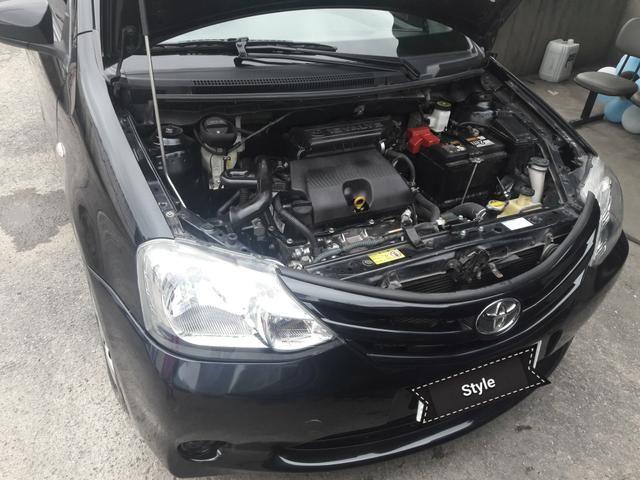 Toyota Etios 2014 Novo Completo 2014 - Foto 6