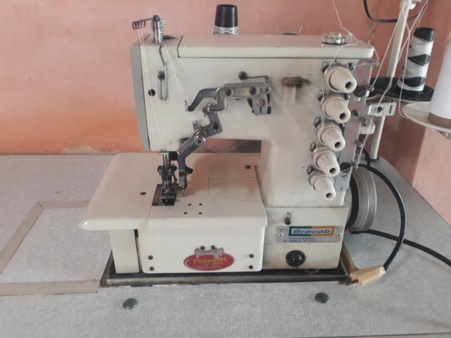 Máquina Galoneira semi-nova BRACOB - Foto 6