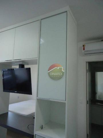 Apartamento com 1 dormitório para alugar, 37 m² por R$ 1.500,00/mês - Ribeirânia - Ribeirã - Foto 3