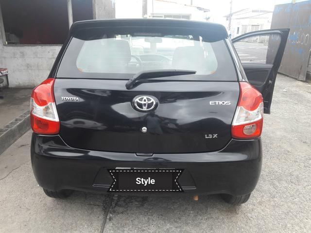 Toyota Etios 2014 Novo Completo 2014 - Foto 2