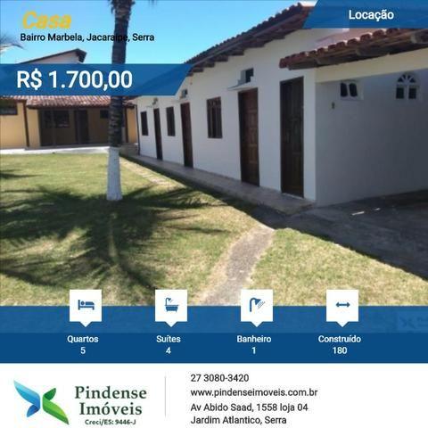 Casa em Jacaraípe, 5 quartos