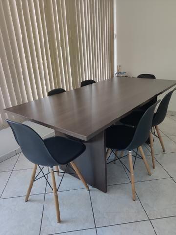 Vendo mesa de escritório nova - Foto 2