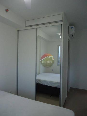 Apartamento com 1 dormitório para alugar, 37 m² por R$ 1.500,00/mês - Ribeirânia - Ribeirã - Foto 6