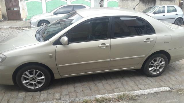 Corolla xei 2004/05 automático. GNV impecável! Só venda. - Foto 5
