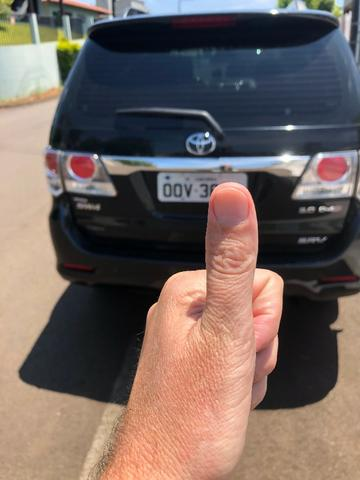 Toyota SW4 SRD 4D 4X4 3.0 TDI Diesel Automática - Foto 5