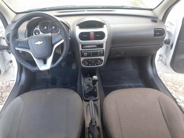 Chevrolet Corsa Sedan Premium 1.4 FLEX/GNV 2009 Completo Novo Pouco Uso - Foto 19