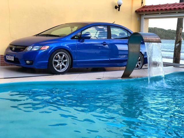 Honda Civic SI Azul