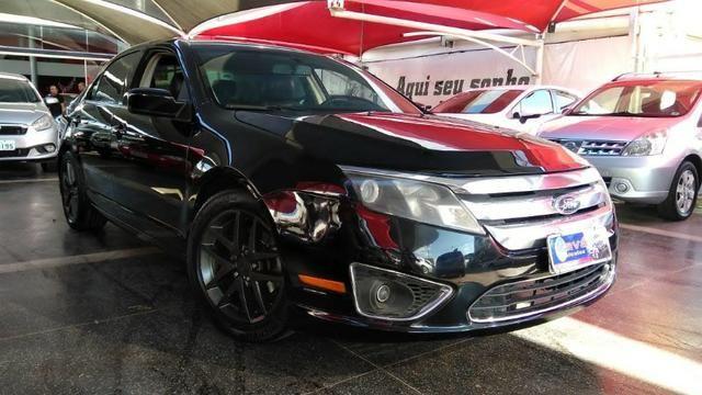 Ford Fusion SEL 2.5 2011/2012 Temos Civic Corolla Voyage Sentra Logan