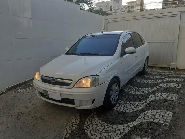 Chevrolet Corsa Sedan Premium 1.4 FLEX/GNV 2009 Completo Novo Pouco Uso - Foto 20