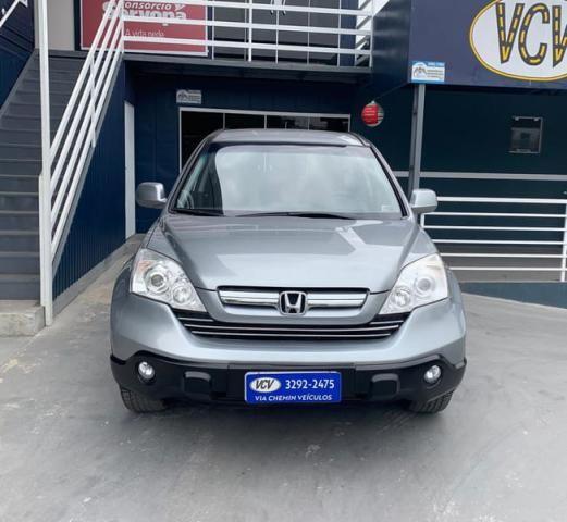 Honda CR-V LX 4X2 Automática 2.0 - Completa 2008 ! - Foto 2