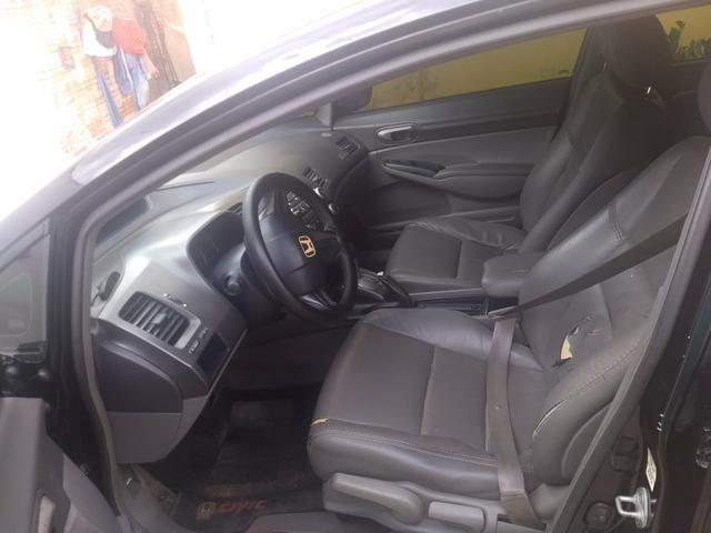 Civic 2007 automático - Foto 4