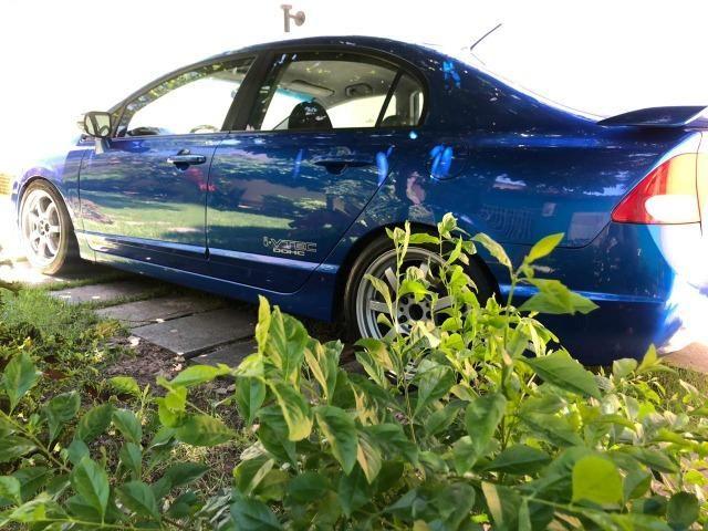 Honda Civic SI Azul - Foto 2