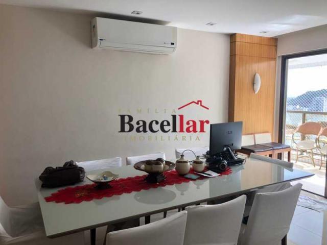 Cobertura à venda com 3 dormitórios em Tijuca, Rio de janeiro cod:TICO30224 - Foto 13