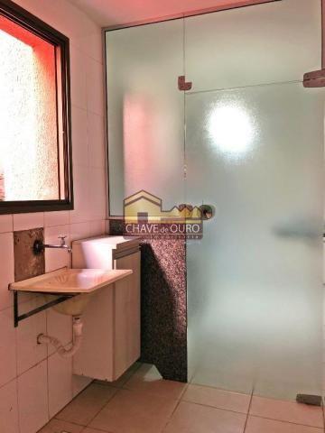 Apartamento à venda, 3 quartos, 1 vaga, Parque do Mirante - Uberaba/MG - Foto 19