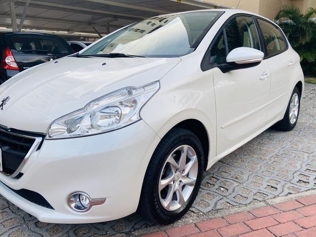 Peugeot 208 active 1.5 2014 (única dona) - Foto 11