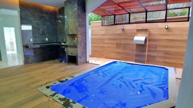 Casa 3 Suítes + Escritório, 183 m² c/ lazer no Condomínio Mirante do Lago - Foto 17