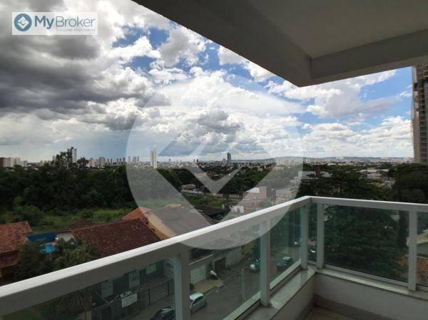 Apartamento com 3 dormitórios à venda, 113 m² por R$ 597.000,00 - Setor Bueno - Goiânia/GO - Foto 6