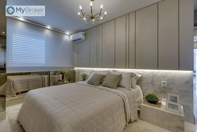 Apartamento com 3 dormitórios à venda, 107 m² por R$ 677. - Setor Bueno - Goiânia/GO - Foto 10