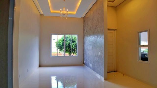 Casa 3 Suítes + Escritório, 183 m² c/ lazer no Condomínio Mirante do Lago - Foto 7
