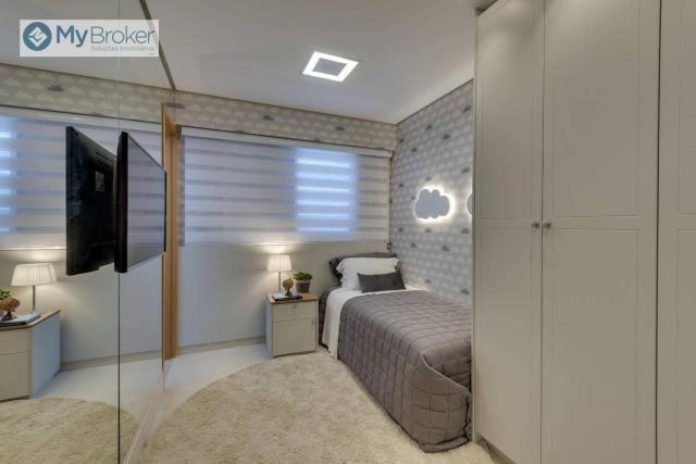 Apartamento com 3 dormitórios à venda, 107 m² por R$ 677. - Setor Bueno - Goiânia/GO - Foto 6