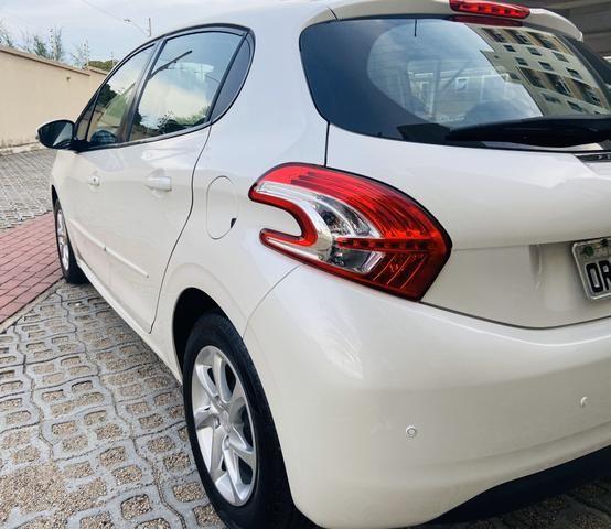 Peugeot 208 active 1.5 2014 (única dona) - Foto 10