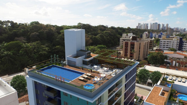 Apartamentos beira-mar do Cabo Branco - Foto 2