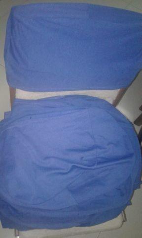 Capinha para cabeceira de onibus - Foto 4