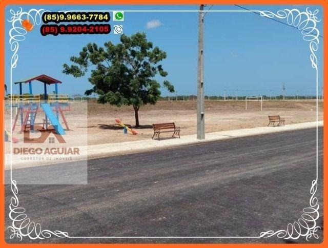 R$ 197,00 Lotes a 10 min de Messejana as Margens da BR 116 construção imediata - Foto 8