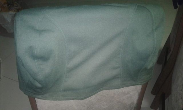 Capinha para cabeceira de onibus - Foto 3