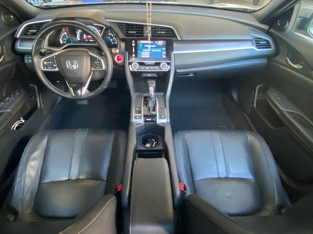 Honda/civic touring 1.5 turbo 16v aut 2018/2018 - Foto 9