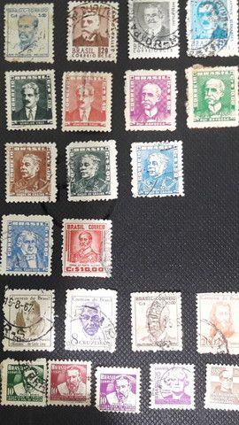 Filatelia, selos raros do Brasil, São Paulo - Foto 4