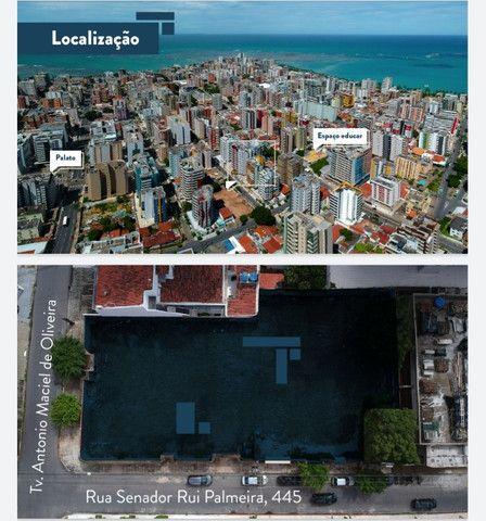 Residencial Smart 445 - Praia da Ponta Verde com Entrada a partir de R$ 3.419,00 - Foto 6