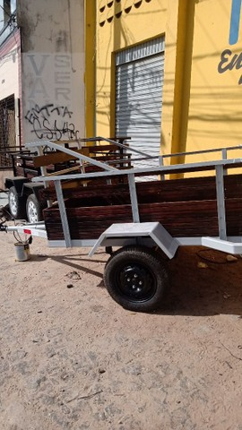 Vendo carrocinha fazendinha  - Foto 3