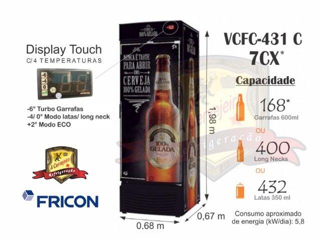Cervejeira Metalfrio e Fricon Linha Comercial - Foto 4
