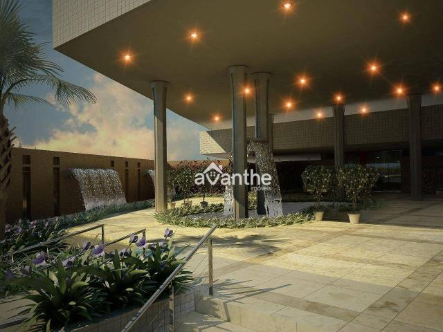 Apartamento com 3 dormitórios à venda, 142 m² por R$ 1.019.000 - São Cristóvão Zona Leste  - Foto 5