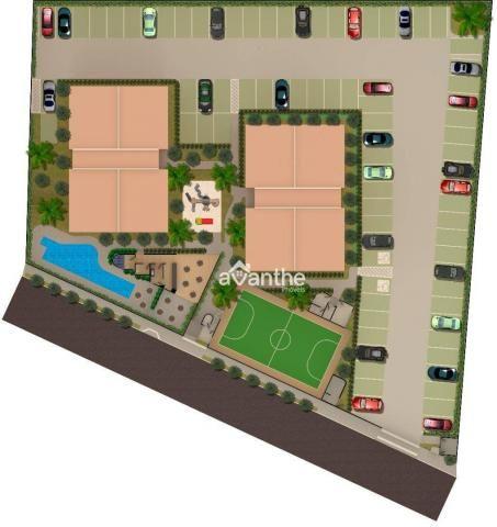 Apartamento com 3 dormitórios à venda, 66 m² por R$ 261.534,00 - Socopo Zona Leste - Teres - Foto 10