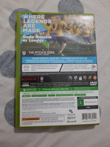 Pes 2018 original Xbox 360 - Foto 2