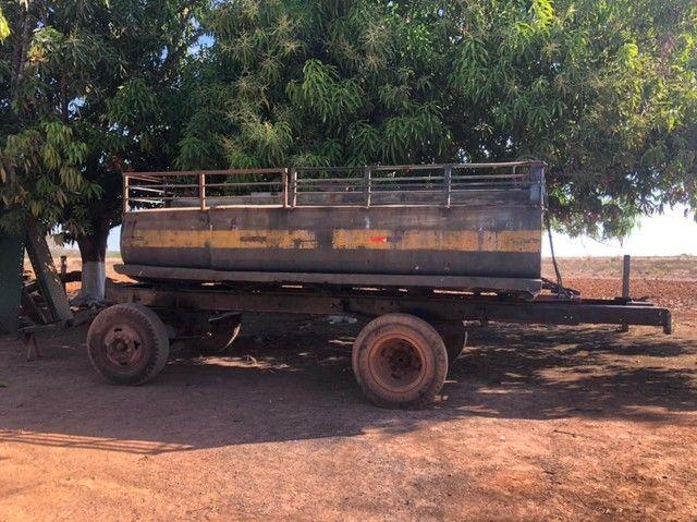 Vendo tanque pipa 9 mil litros - Foto 4
