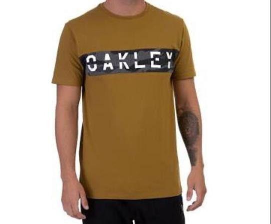 Melhor preço do mercado, Invista em você, camisetas Oakley Siga nos no Insta @tadeoakley - Foto 5